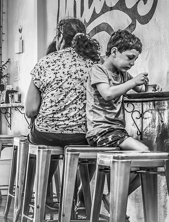 Ice Cream Shop - Paul Fulara