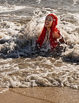 Mermaid at Bathers Beach - Henry Kujda