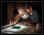 The Glass Artist - Derek Judkins