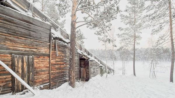 The Lodge - Ron Dullard
