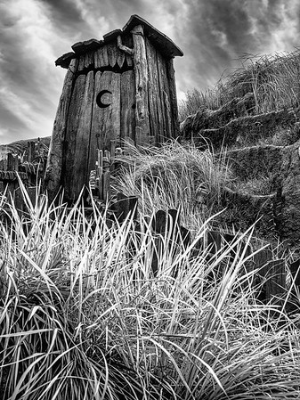 Shrek's Outhouse - Fred Armstrong