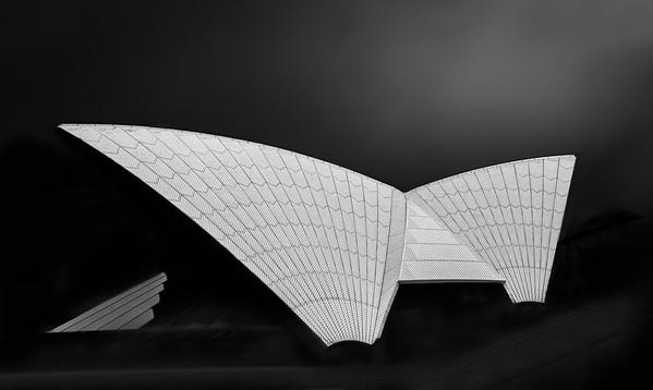 Sydney Opera House - Susi Nodding