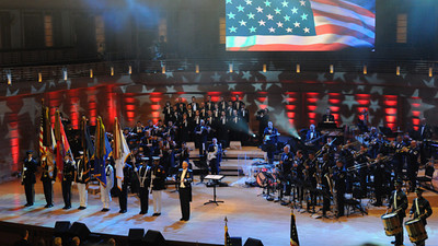 Worked as an A2 on the Sheffield Remote Recording Truck.. This was for the Annual National Television Broadcast of MPT's America's Veterans: A Musical Tribute with the United States Air Force Orchestra and special guest:  2008 - Patti Labelle, Clint Black, & Jake Shimabukuro 2010 - Peter Cetara, Lonestar, & Melinda Doolittle 2011 - Jo Dee Messina, Ronan Tynan, Arturo Sandoval, & Sabra Johnson