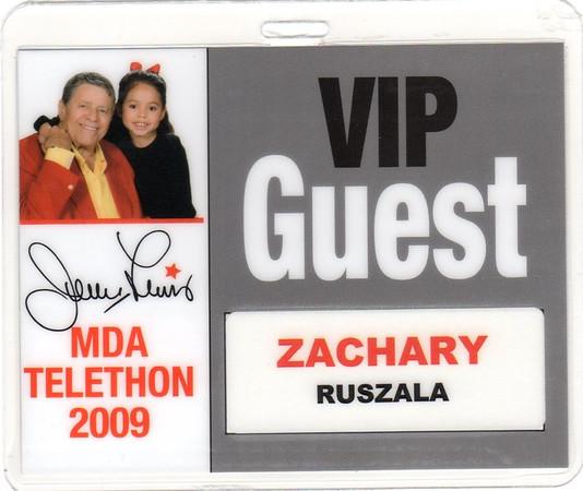 Jerry Lewis Telethon from Las Vegas