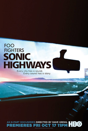 Worked for the Foo Fighters at the 9:30 Club in DC as recording A2 for the HBO series Sonic Highways.