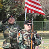 Veterans Day at Resurrection Cemetery