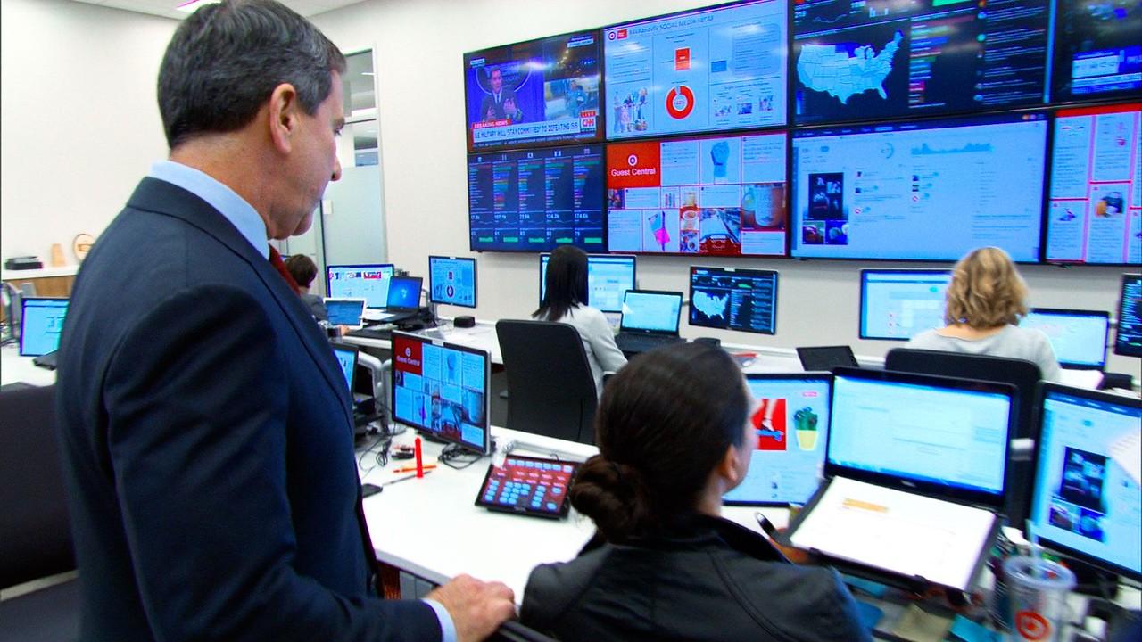 Target Social Command Center