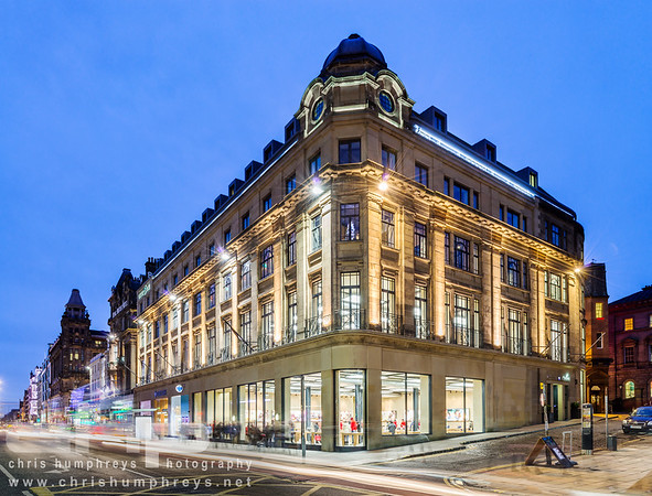 Apple Store, Edinburgh - Chris Humphreys Photography