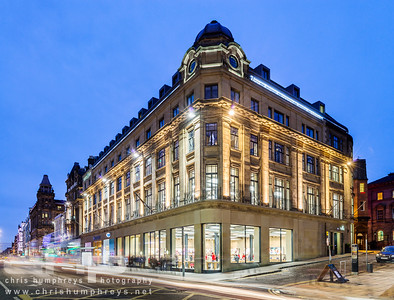 Apple Store, Edinburgh - Chris Humphreys Photography  Architectural