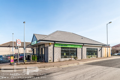 Coop Buildings Aberdeen architectural photography