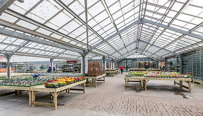 Interior and exterior architectural photography of Dobbies - Woodcote Green, Croydon