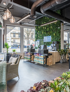 Interior and exterior architectural photography of Little Dobbies - Bristol