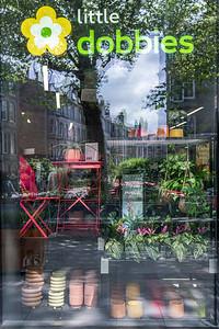 Interior and exterior architectural photography of Little Dobbies - Stockbridge, Edinburgh