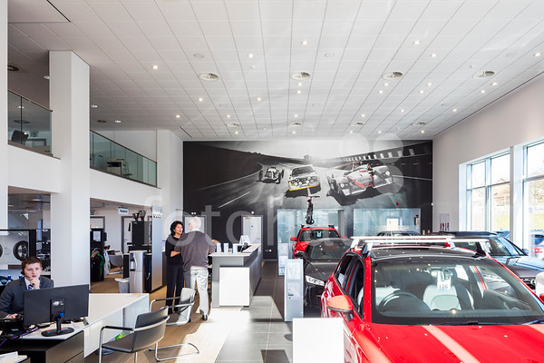 Audi Showroom Playmouth
