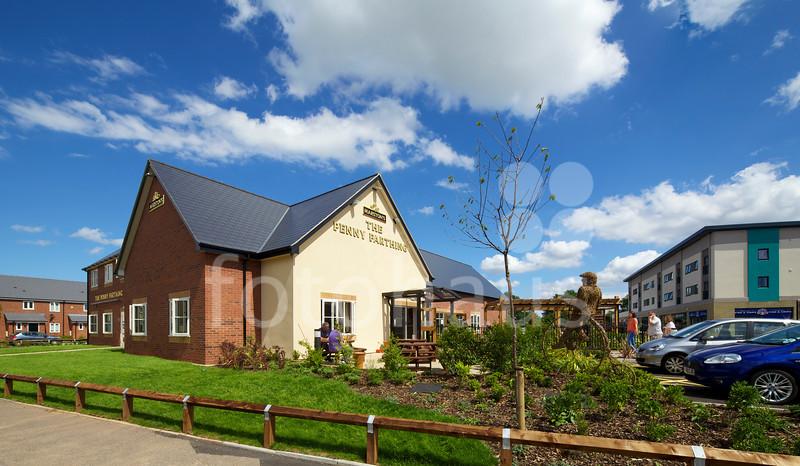 Bannerbrook Park local centre