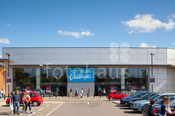 Cambridge retail park