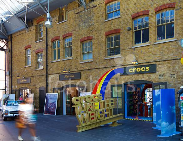 Crocs Spitalfields