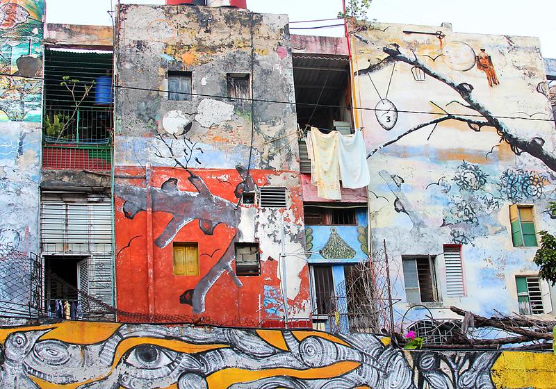 Callejon de Hamel, Havana, Cuba-8975