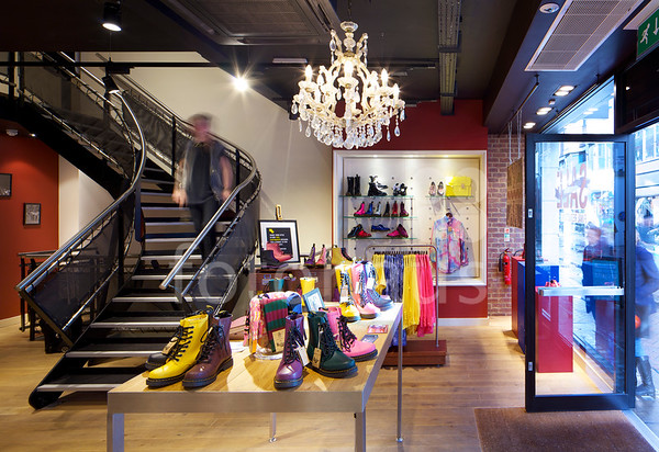 Dr Martens, Carnaby St