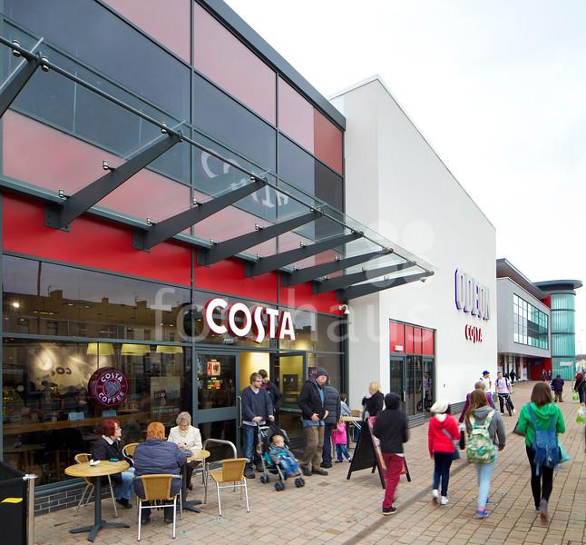 East Gate Centre, Leisure Quarter