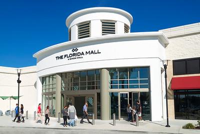 Florida Mall Entrance January 2017