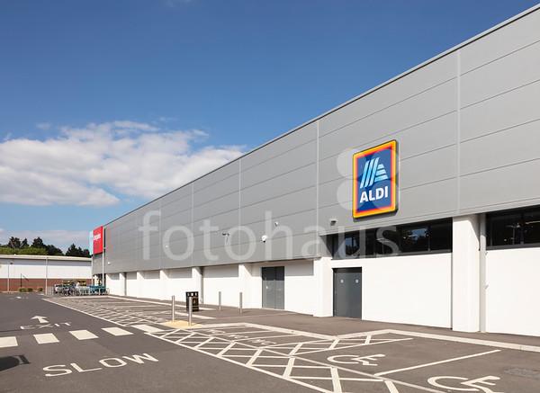 Home Bargains and Aldi