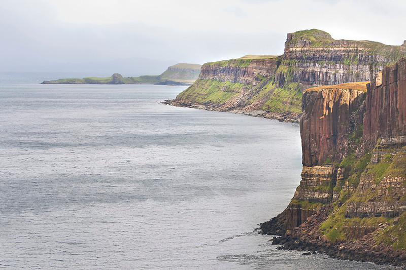 Scottish Cliffs