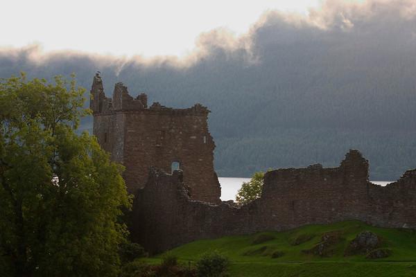 Urquhart Castle, Loch Ness, Scotland