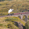 Glenfinnan, Scotland. For Harry Potter fans, this is the trestle from the movies.