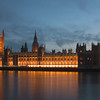 Big Ben and the House of Parliament, London, England