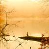 Strahl Lake Winter