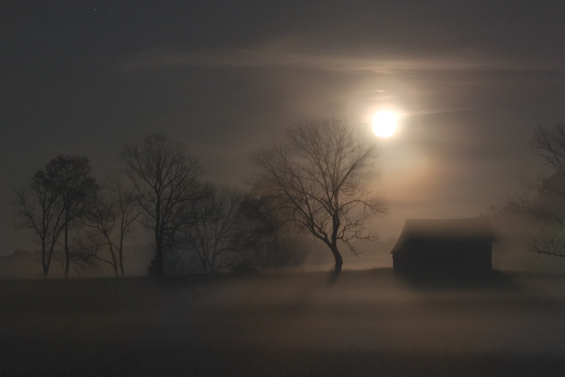 Fog House - Brown County, Indiana