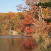 Strahl Lake in Fall