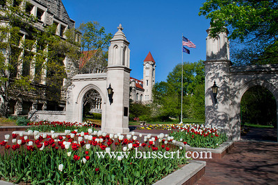 Indiana University and Bloomington