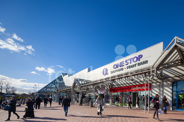 One Stop Shopping Centre