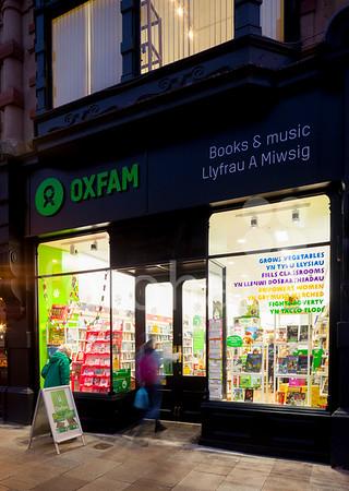 Oxfam Bookstore