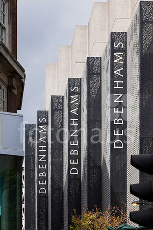 Project Lions, Debenhams, Oxford St