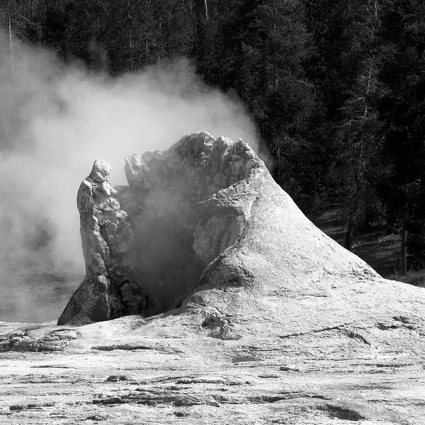 Geyser Formation
