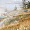 Rainbow Geyser