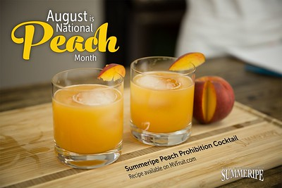 Summeripe Peach Prohibition