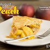 Summeripe Easy as Pie Peach Pie