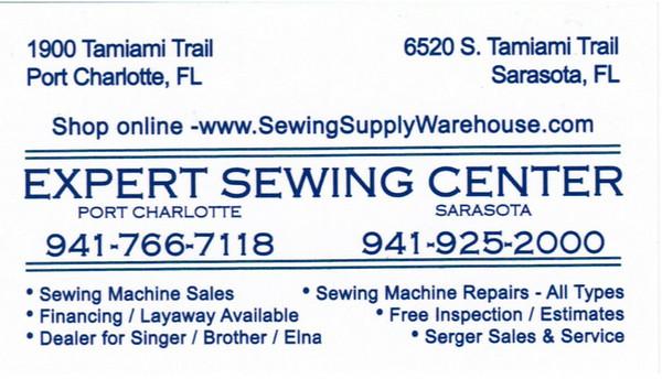 Expert Sewing Center