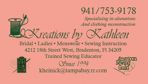 Kreations by Kathleen