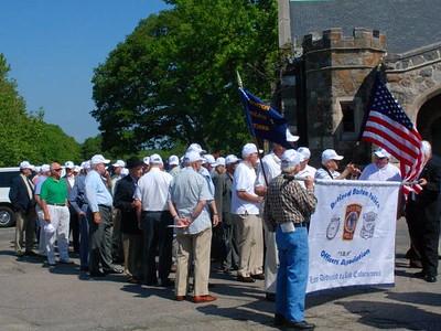 Memorial Day Services  2008