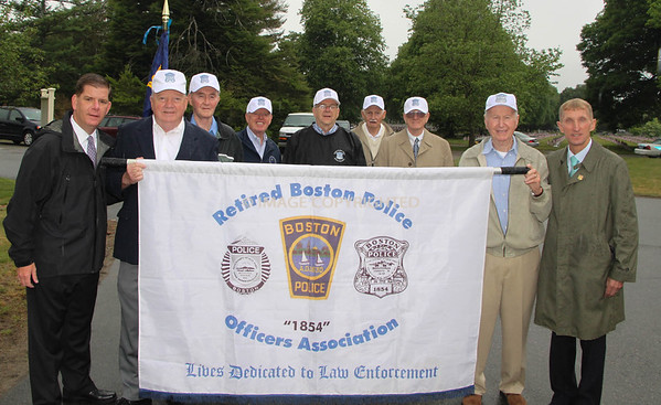 Retired Boston Police 2016