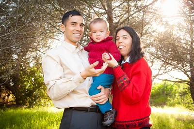 Andia Family 2013