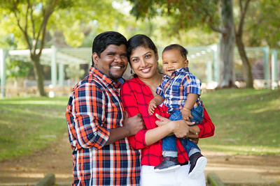 Masilamani Family
