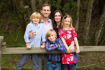 The Badger Family 2014
