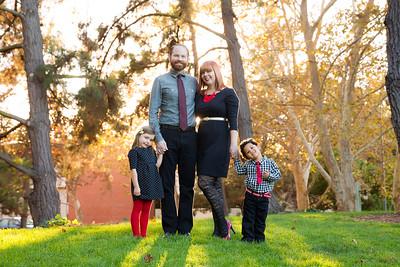 The Colvin Family 2014