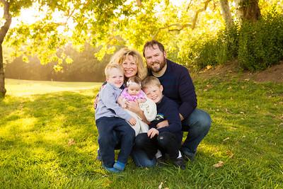 The Segraves Family